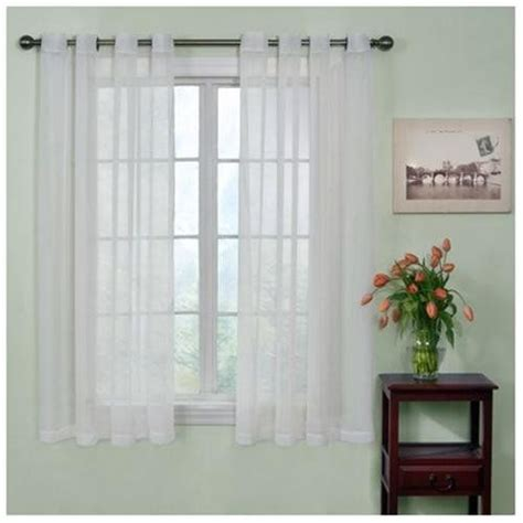 short drapes curtains short grommet curtains for the home pinterest