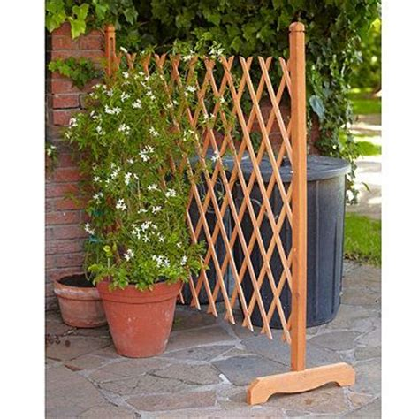 Free Standing Garden Trellis Wooden Trellis Trellis And Outdoor Privacy On