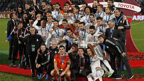 imagenes real madrid ceon mundial de clubes el madrid estrena la insignia de ce 243 n del mundo