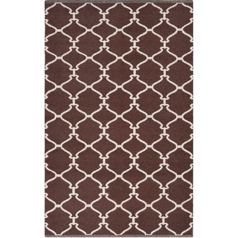 mohawk home forte dark cocoa 8 ft x 10 ft area rug the mohawk home modern blocks dark spruce 2 ft x 3 ft accent