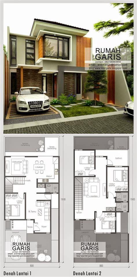 image minimalist house plan type 45 rumah rumah minimalisku kumpulan gambar denah dan tak berbagai macam tipe rumah