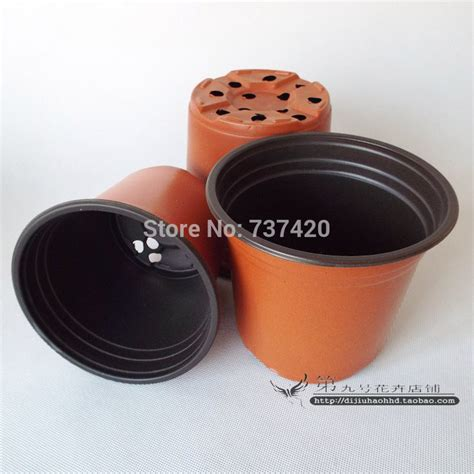 100pcs pot bunga pastoral 90mm buy wholesale plastic garden pots from china