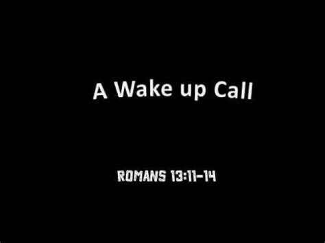 waking up to our shared near encounter brought miracles recovery and second chances books a up call romans 13 11 14