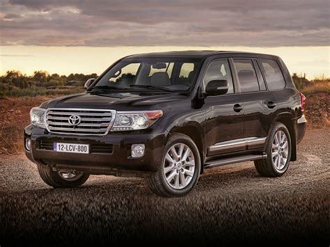 2014 Toyota Land Cruiser Price Photos Reviews Features