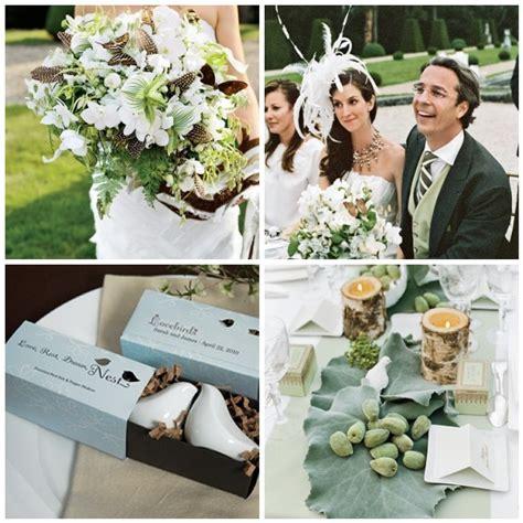 tbdress bird wedding theme is most romantic
