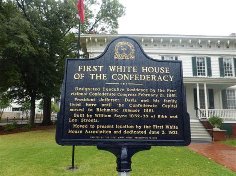 first white house inside picture of first white house of the confederacy montgomery tripadvisor