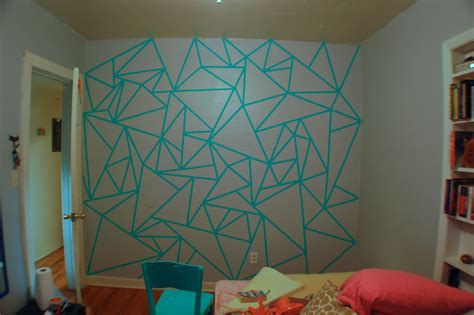paint wall design geometric alison joy mabee