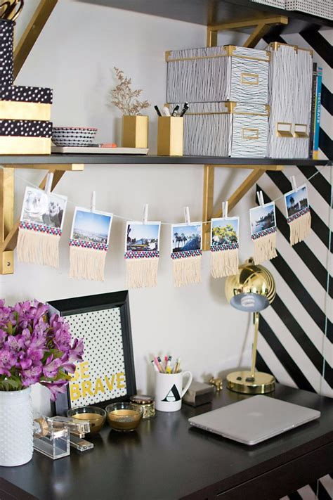 diy office decorating ideas 38 brilliant home office decor projects page 3 of 8