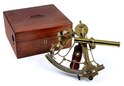 sextant test saleroom extra february 2015 classic boat magazine