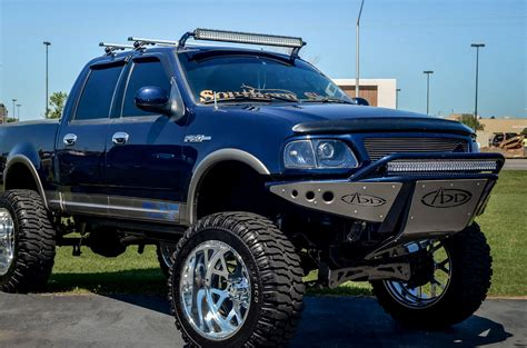2003 ford f150 front bumper browse 97 03 ford f150 stealth front bumper at add offroad