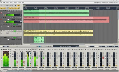 new themes for reaper daw reaper marc s blog
