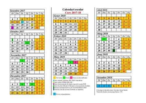 calendario escolar 2016 2017 baleares calendario escolar mallorca 2016 2017 ies luis de g 211