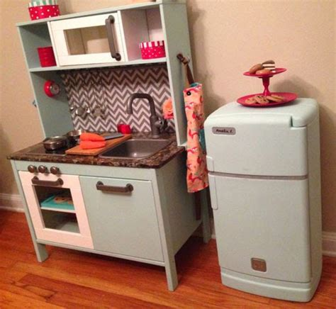 ikea hacks play kitchen home design and decor reviews ikea play kitchen makeovers mommo design