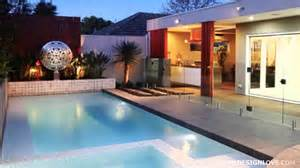 Modern Landscaping Ideas best modern pool designs by serenity pools youtube
