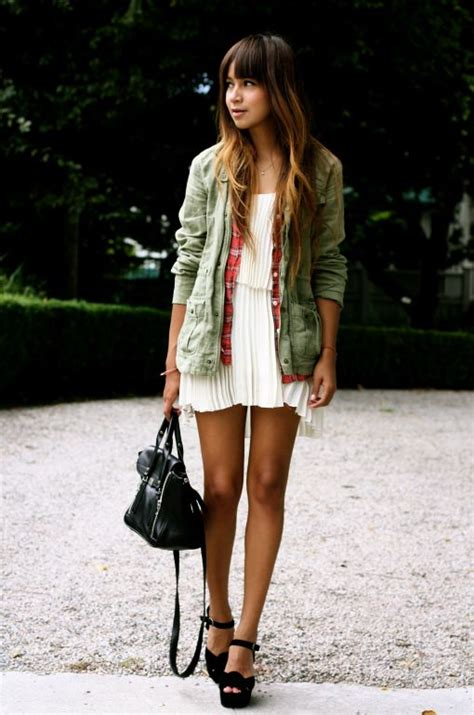 More Grunge Looks by The Grunge Chic Look Of This It S An Easy Way