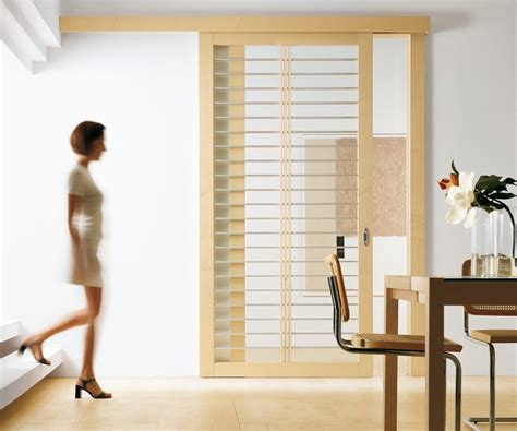 Sliding Glass Door Interior Installing Sliding Interior Doors For Your Needs Traba Homes