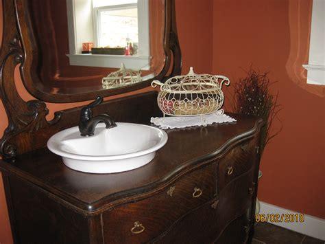 dresser repurposed as bathroom vanity repurposed bathroom vanity pinterest creative bathroom