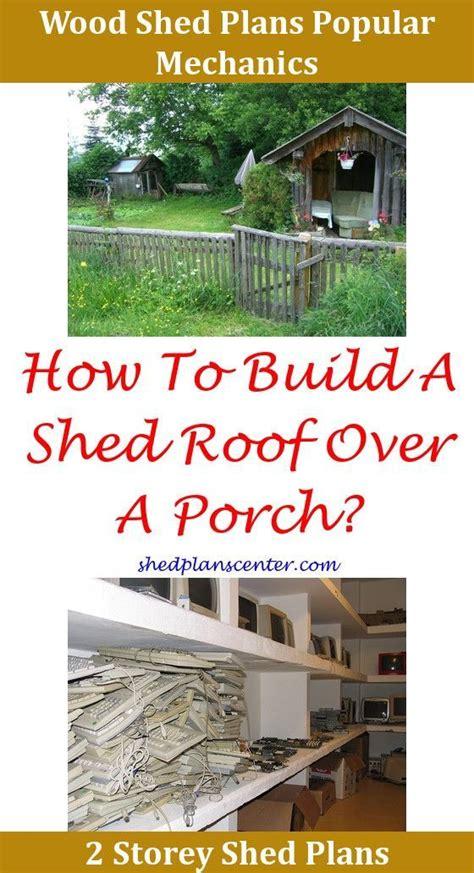 pole shed plans nz