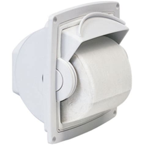 covered toilet paper holder oceanair recess mounted dry roll covered tissue holder