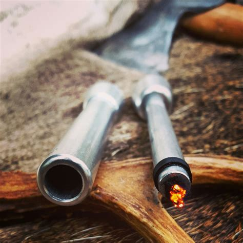 bushcraft tools fire piston