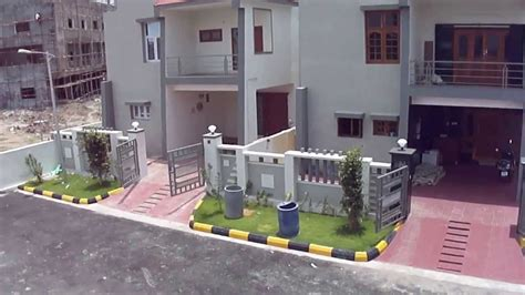 160 yard home design bheeram guda villa 140 sq yds youtube