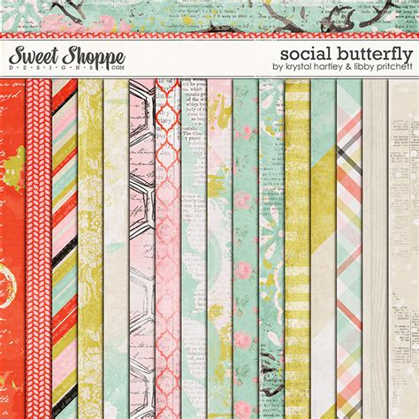Social Artworking The Scrap Shoppe - sweet shoppe designs your memories sweeter