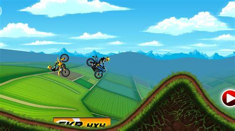 fun kid racing motocross