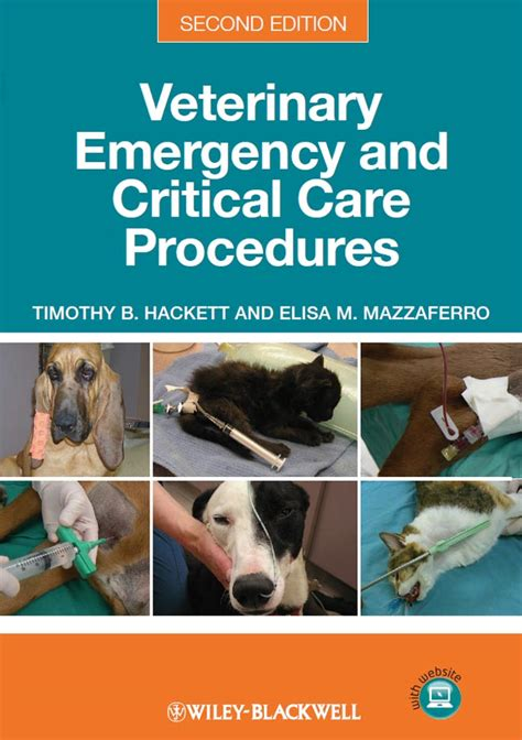 cooperative veterinary care books veterinary emergency and critical care procedures 2nd