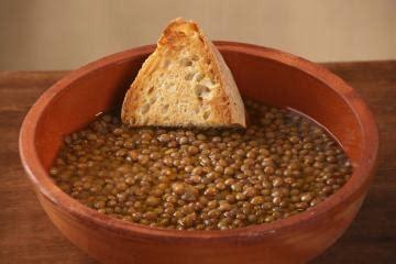 propriet罌 sedano crudo lenticchie al vapore la ricetta per preparare le