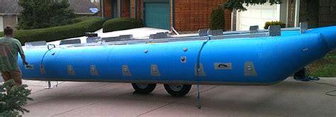 maxxon inflatable pontoons maxxon pt 16 pontoon cataraft 22 inch tubes maxxon