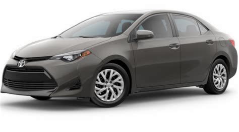 toyota corolla colors color options for the 2017 toyota corolla