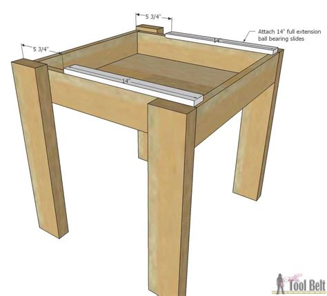 how to make a simple table top simple kid s table and chair set her tool belt