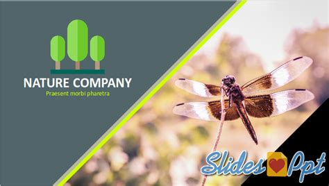 google slides themes nature free and editable mother nature powerpoint template