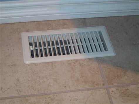 bathroom register central air central air vents