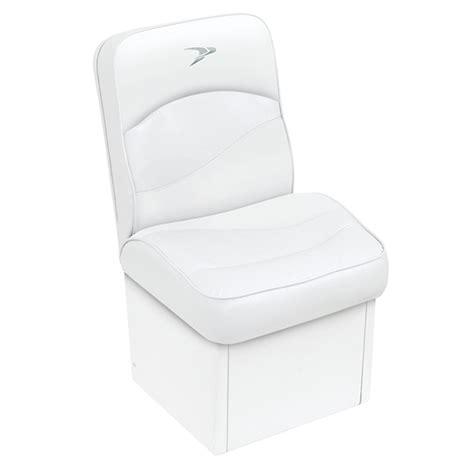 boat jump seat base wise seating 10 quot base jump seat white west marine