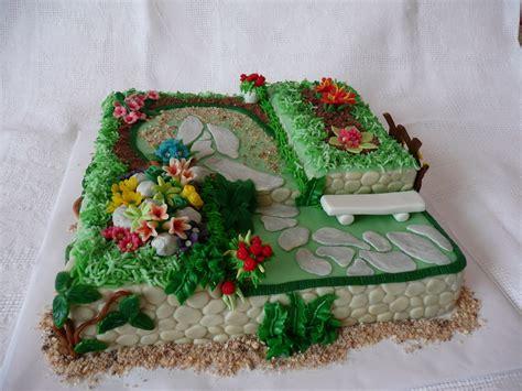 Admiring Handy Work Cake Heaven with Garden Cake Decorating Ideas Garden Cake Cake Decorating Community Cakes We Bake Admiring
