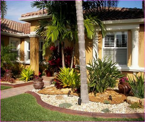 florida backyard landscaping ideas florida landscaping ideas for front of house newest home