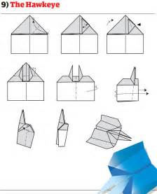 How To Make Easy But Cool Paper Airplanes - paper planes origami 171 embroidery origami