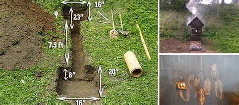 backyard smokehouse how to build a smokehouse in your backyard with pictures