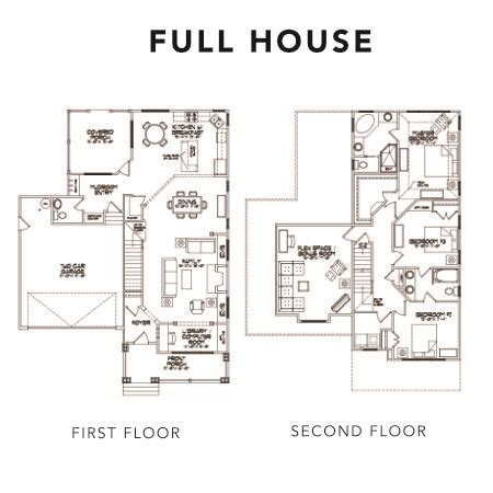 Full House Tv Show Floor Plan | full house tv show floor plan full house floor plan garman