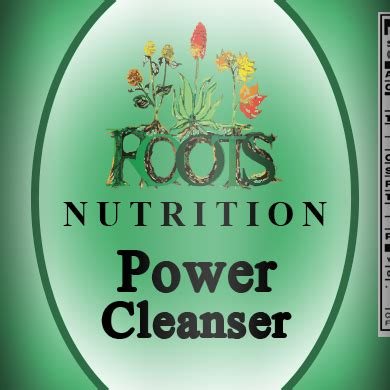Pici Power Cleanser Detox power cleanser roots nutrition 125 vegi capsules cleanses the colon kidneys liver spleen