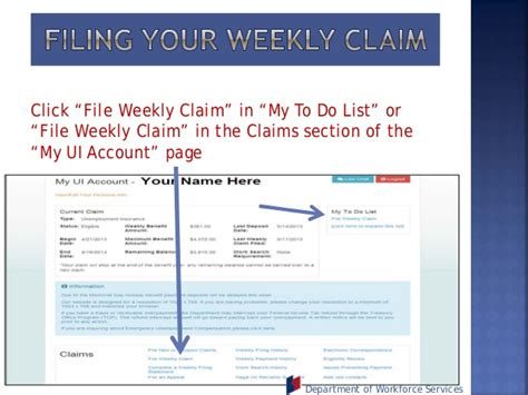 file your weekly ui claims arizona department of file weekly unemployment claim dogs cuteness daily