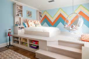 Kid Bedroom Ideas by 21 Creative Accent Wall Ideas For Trendy Kids Bedrooms