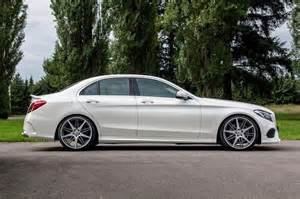 mercedes c class amg sport by carlsson