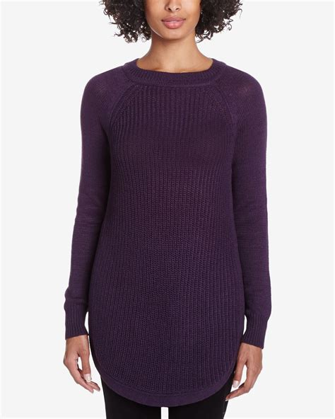 Promo Slit Sweater sweater with high side slits reitmans