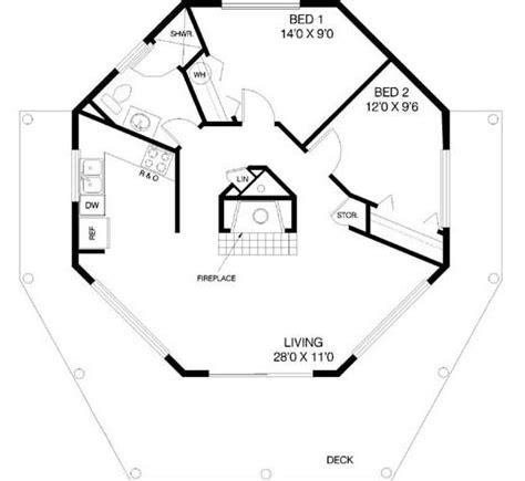 octagon house plans designs 22 best octagon house plans vintage custom octagonal home design and building blueprint books