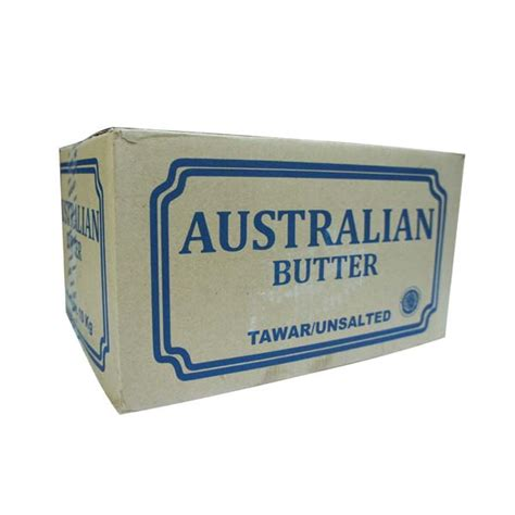 Roti Sisir Butter Australia australian butter puri pangan utama