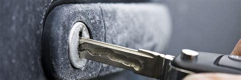 Frozen Car Door Lock how to fix frozen car locks autolocks