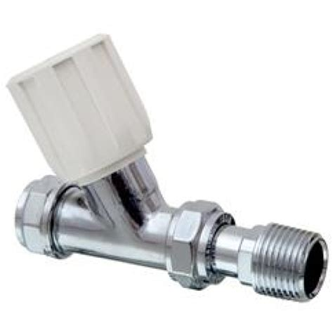 Pegler Faucets by Pegler Terrier 15mm X 1 2 Quot Valve White 368cpwh