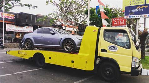 Jasa Derek Mobil Jasa Towing Membantu Para Pengguna Lalu Lintas Bugel